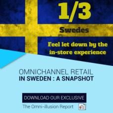 Omnichannel retail in Sweden-