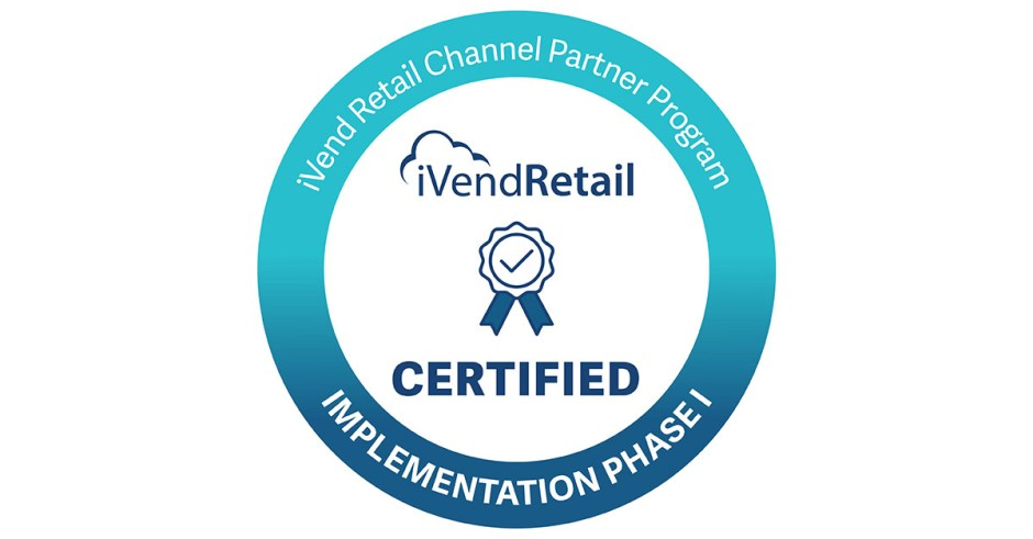 iVend Retail Certified Implementation-Phase-I