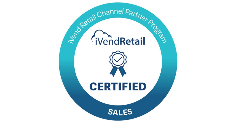 iVend Retail Certified Sales