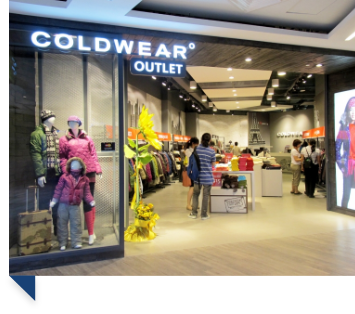 A Warm Welcome to COLDWEAR
