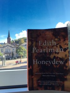 Reading Edith Pearlman in Badenweiler, Germany