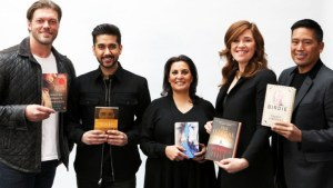 The Canada Reads 2016 Panelists