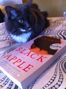 Smokey is clearly a fan of this book too