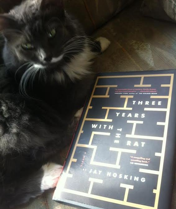 Book Review: Three Years With the Rat by Jay Hosking