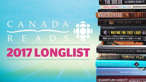 CBC Canada Reads Rundown: 2017