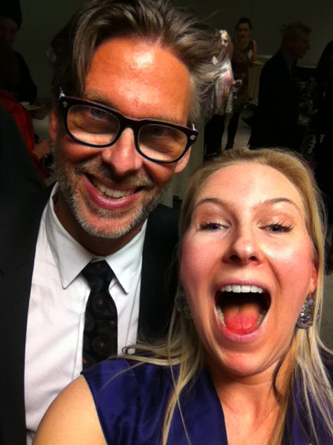 I Met Michael Chabon and Embarrassed Myself