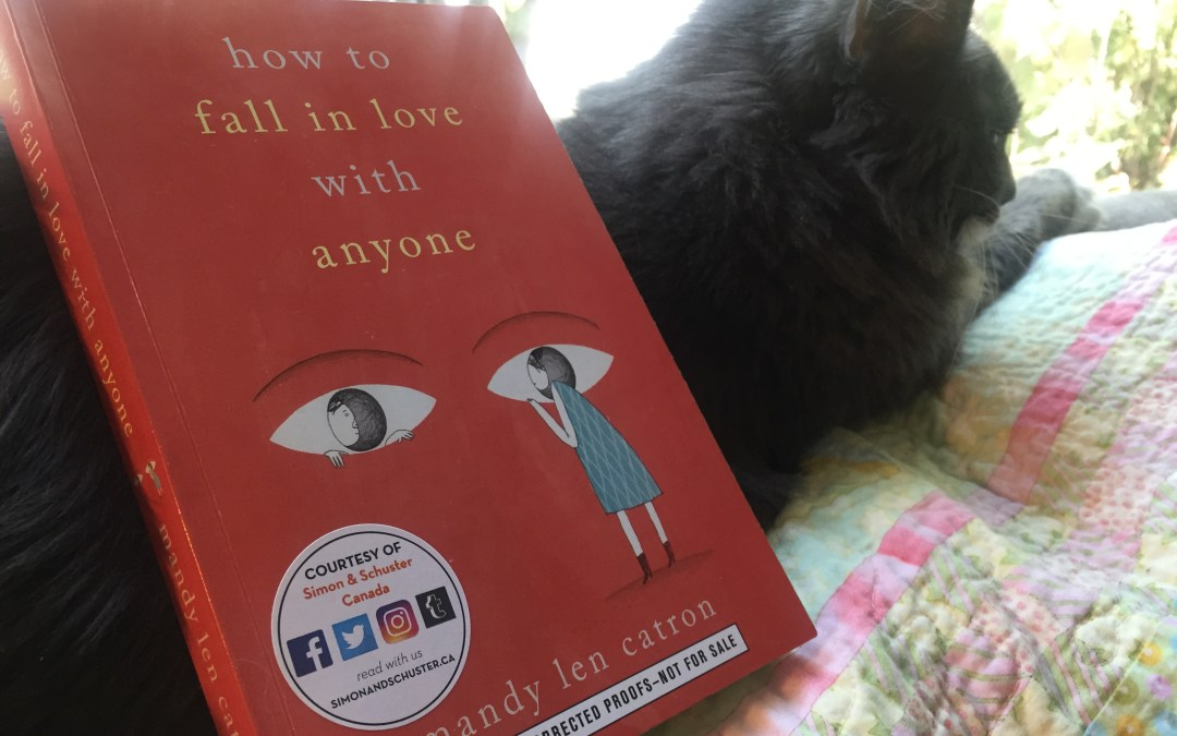 Book Review: How to Fall in Love with Anyone by Mandy Len Catron