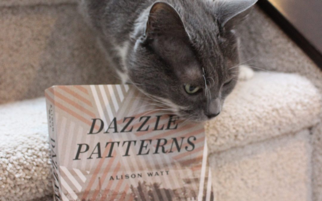 Book Review: Dazzle Patterns by Alison Watt