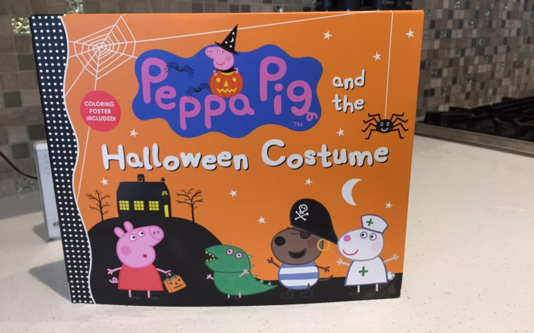 Ivereadthis Jr. Edition: Halloween Picture Books