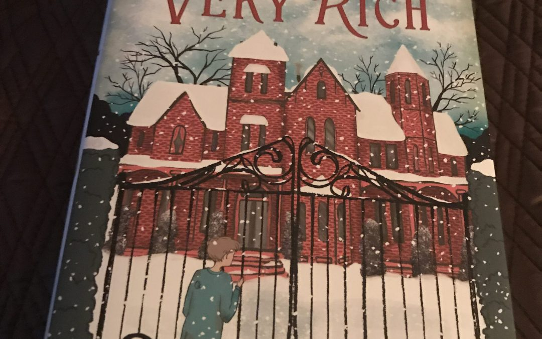 Ivereadthis Jr. Edition: Very Rich by Polly Horvath