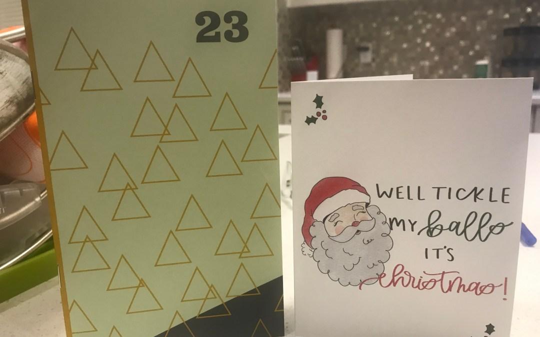 Short Story Advent Calendar Unveiling: December 23