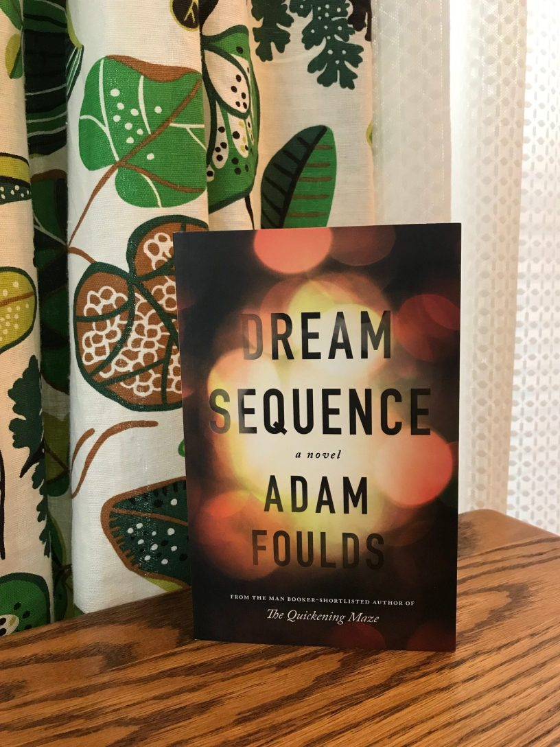 Book cover of Dream Sequence by Adam Foulds