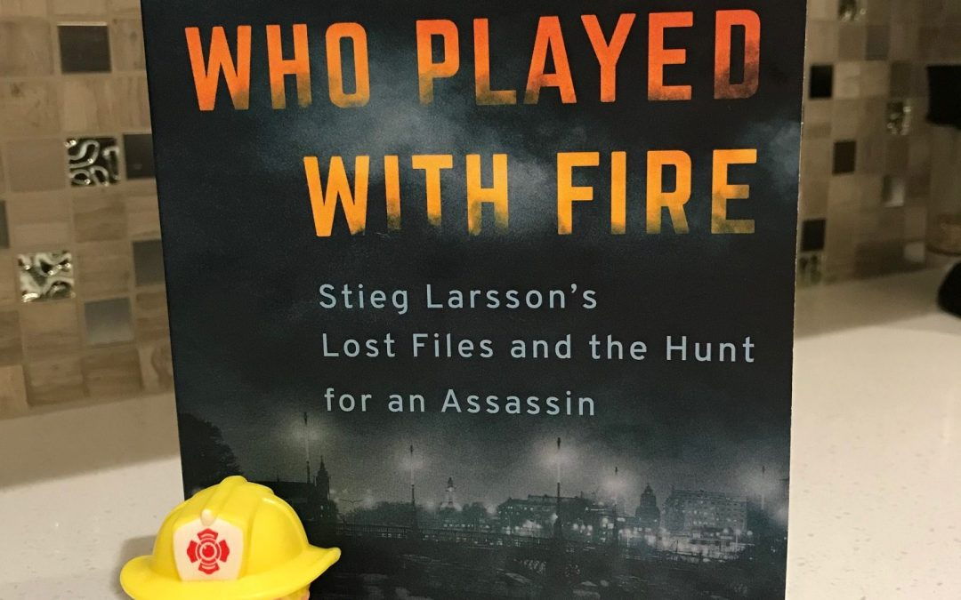 A True Crime Battle: The Man Who Played with Fire by Jan Stocklassa vs. Chase Darkness With Me by Billy Jensen