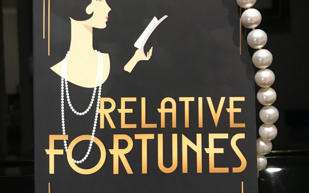 Book Review: Relative Fortunes by Marlowe Benn