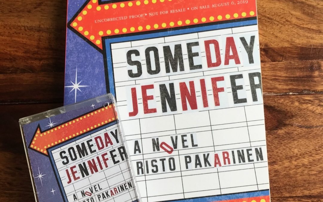 Book Review: Someday Jennifer by Risto Pakarinen
