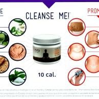 """El """"CLEANSE ME"""" que es otro jugo digestivo, que contiene LA FIBRA que necesitamos para que nuestro cuerpo elimine todo eso que le metemos sin pensar."""