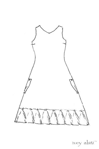 Gabled Frock 1
