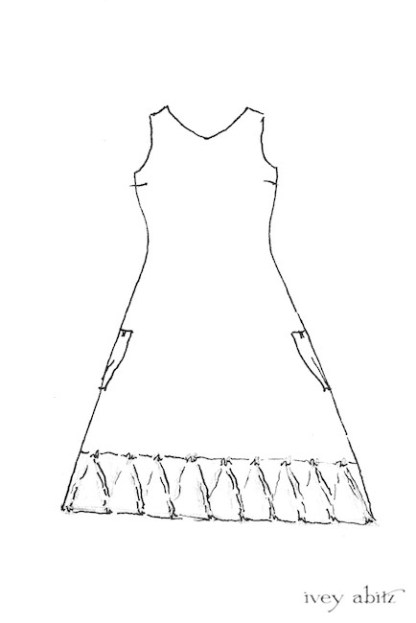 Gabled Frock