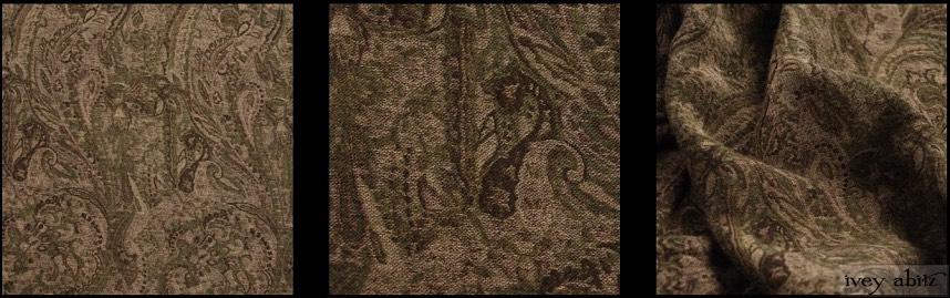 Rustic Cedar Brocatelle