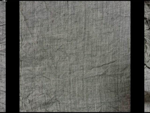 Signature Arthurian Green Parchment Cotton Voile