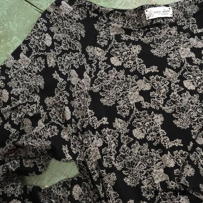 Elliot Dress in Chimney Floral Knit by Ivey Abitz