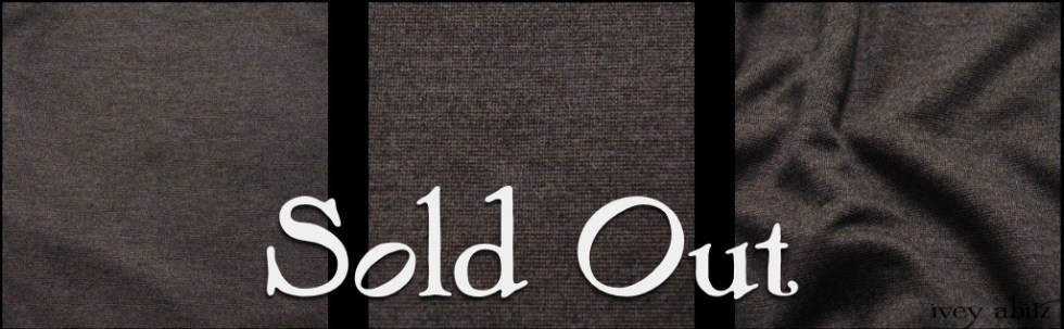 Brownstone Banister Soft Knit