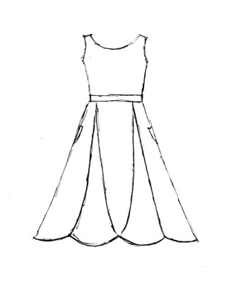 Addy Frock 1