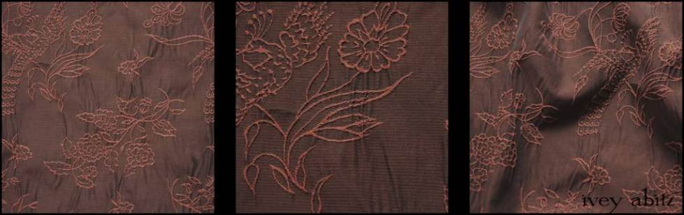 Harvest Embroidered Weave