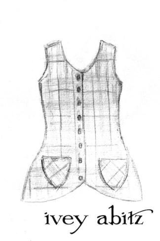 Limited Edition Holkham Hall Vest 1