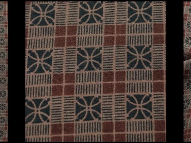 Stained Glass Silk Chiffon
