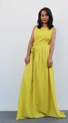 Nuichan - Yellow Bridesmaids Dress - $69