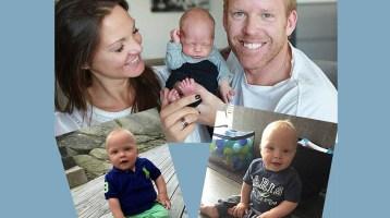 Ενός έτους έγινε το πρώτο μωρό που γεννήθηκε ύστερα από μεταμόσχευση μήτρας