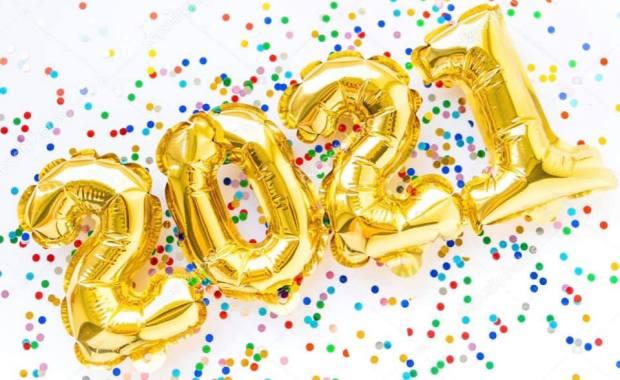 Εύχομαι να έχουμε υγεία και ένα λαμπερό, αισιόδοξο και χαρούμενο 2021!