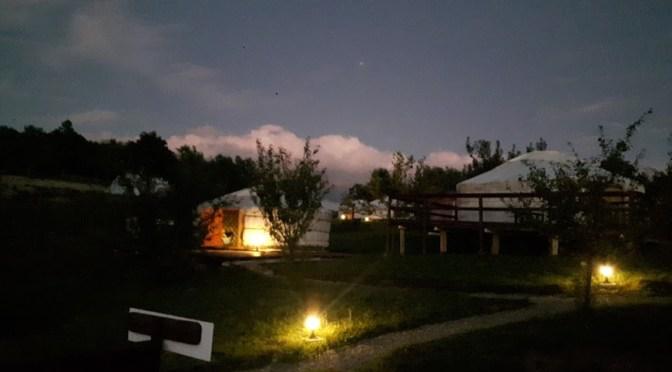 Fine settimana in Yurta