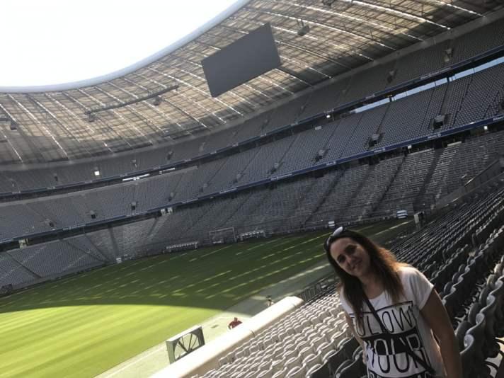 stadio tour