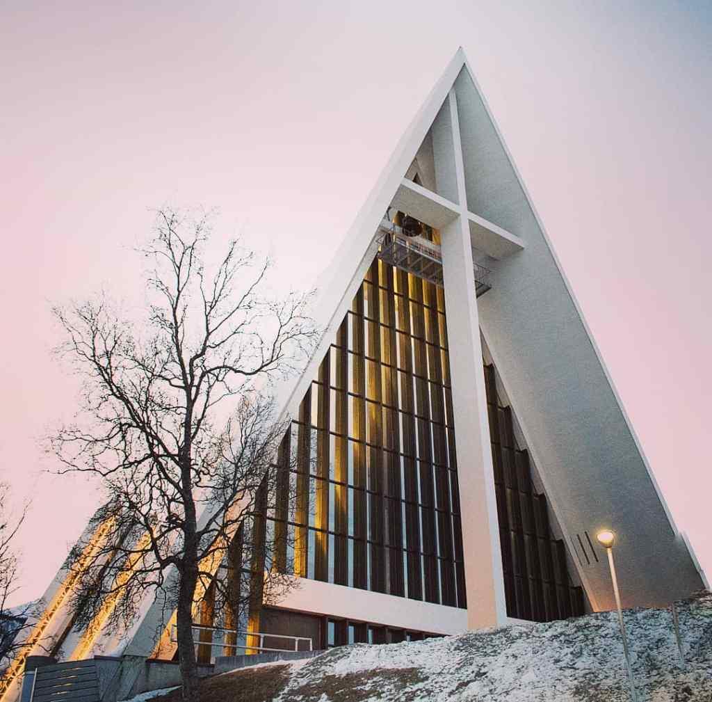 Cattedrale artica Tromsø