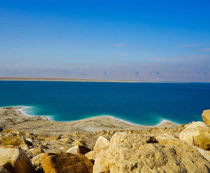 saline mar morto giordania