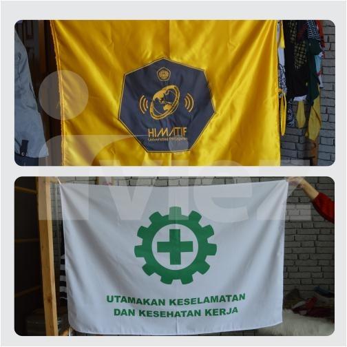 Bendera Printing Custom bandung 0813-2184-7435