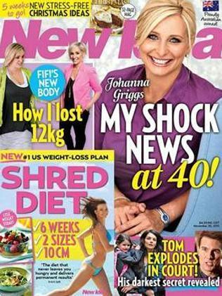 Joanna Griggs magazine