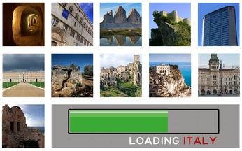 Loading Italy