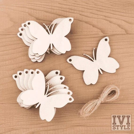 blank fluturasi lemn