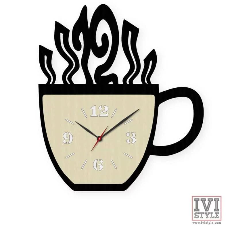 ceas-ceasca-de-cafea-lemn