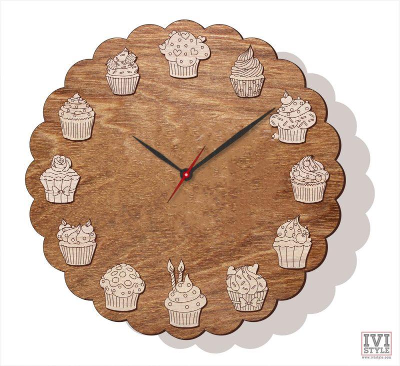 ceas-cupcakes-lemn