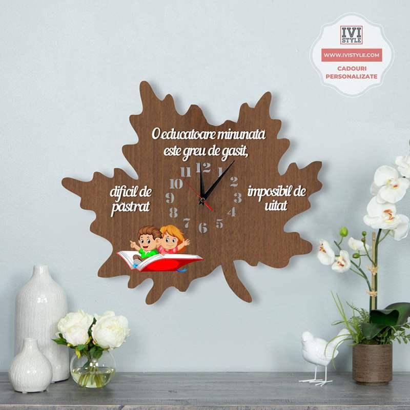 ceas-personalizat-o-educatoare-minunata