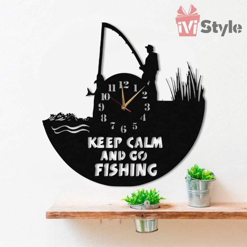 Ceas personalizat pentru pescari