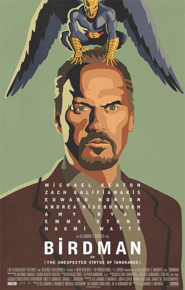 Birdman!