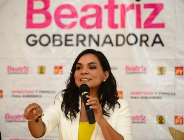 Beatriz Mojica PRD