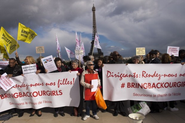 FRANCE-NIGERIA-UNREST-KIDNAPPING