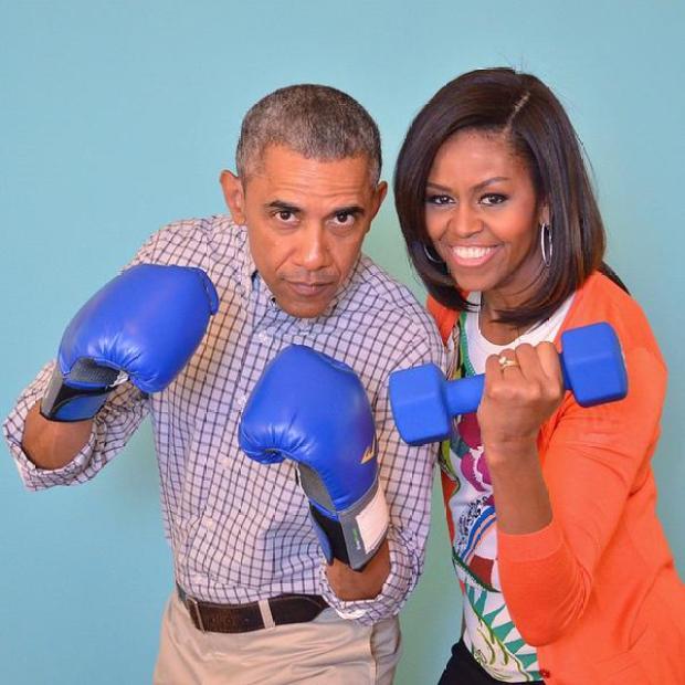 Obamna: Michelle