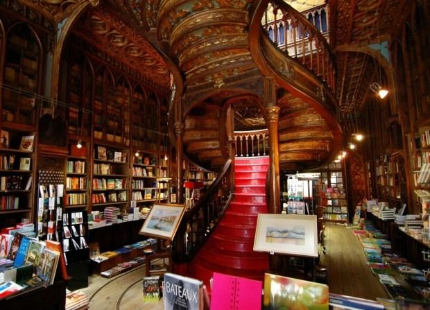 porto- livraria